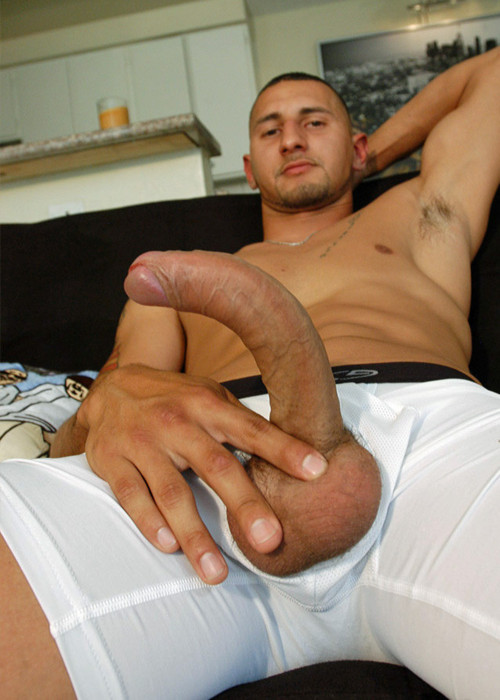 curved penis - Rough Straight Men