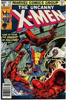 X-Men #129 comic cover