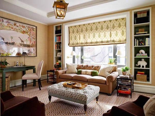 desain ruang keluarga sederhana