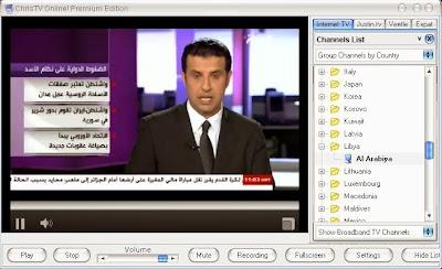 القنوات المشفرة و المحجوبة ChrisTV Online