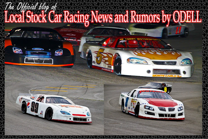Local Stock Car Racing News And Rumors By ODELL