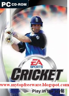 EA SPORTS Cricket MyTopfreeware