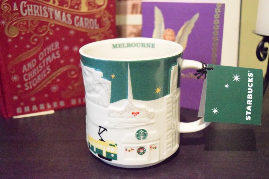Melbourne Christmas Mug