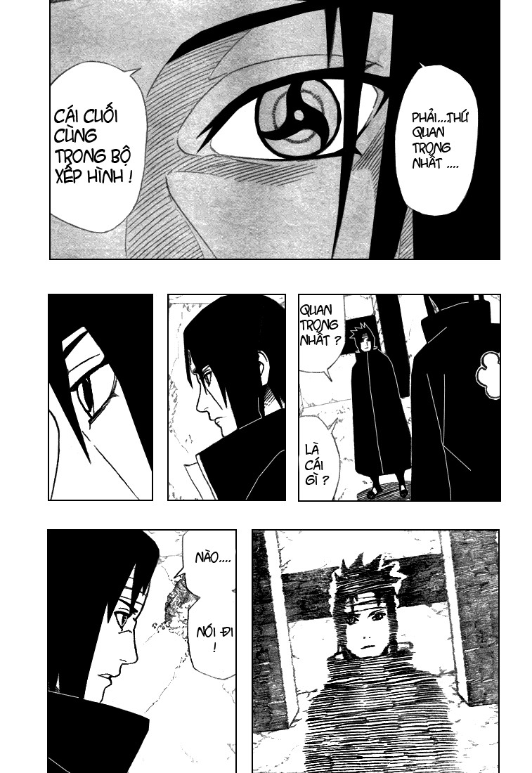 Naruto chap 386 Trang 3 - Mangak.info