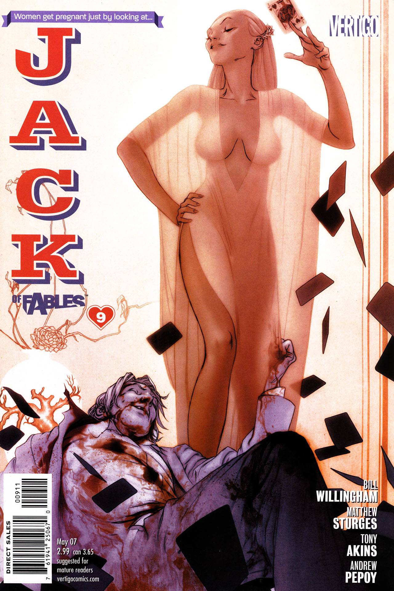 Jack of Fables 9 Page 1