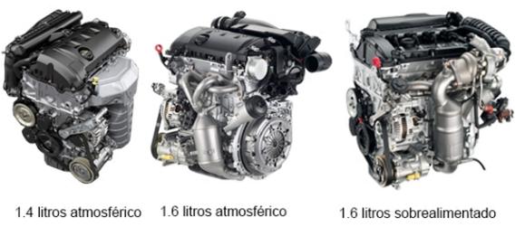 Diferentes motores Prince