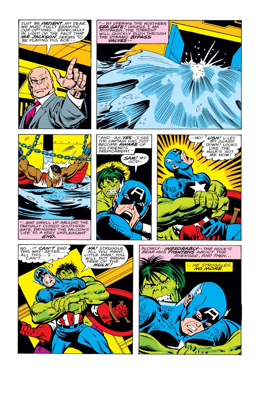 Captain America (1968) Issue #230 #144 - English 17