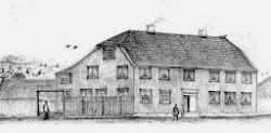 Prinsensgate 18 (nå Villa Kultura) i 1840