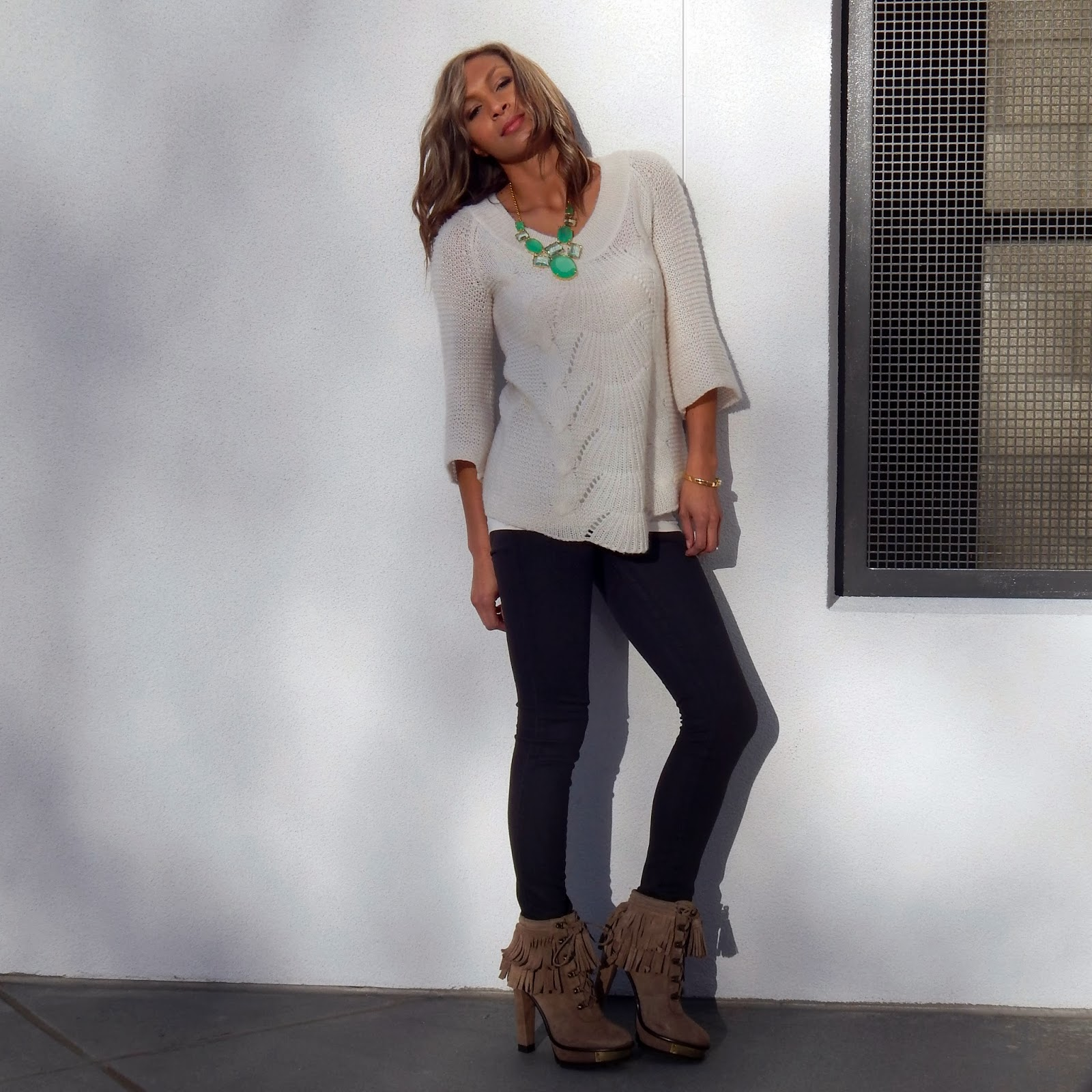 Black jeans and booties, what to wear with suede boots, bay area style, san francisco style, bay area bloggers