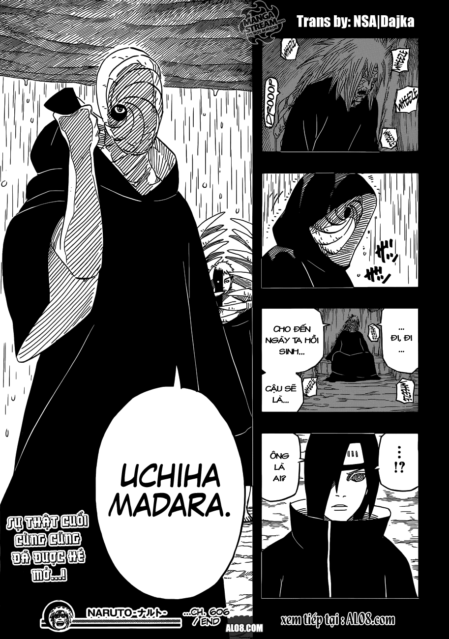 Naruto chap 606 Trang 16 - Mangak.info