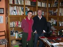 Rencontre à Olonzac en Minervois, chambres d'hôtes et ateliers d'écriture