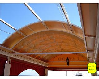 Toldos Royal Málaga: Túnel plegable Benalmádena, Torremolinos, Fuengirola