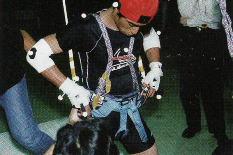 Tekken Making Of Picture