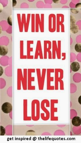 Never Lose Quotes