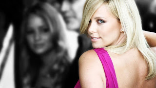 Charlize Theron Nice Blonde Hair Cute Smile HD Wallpaper