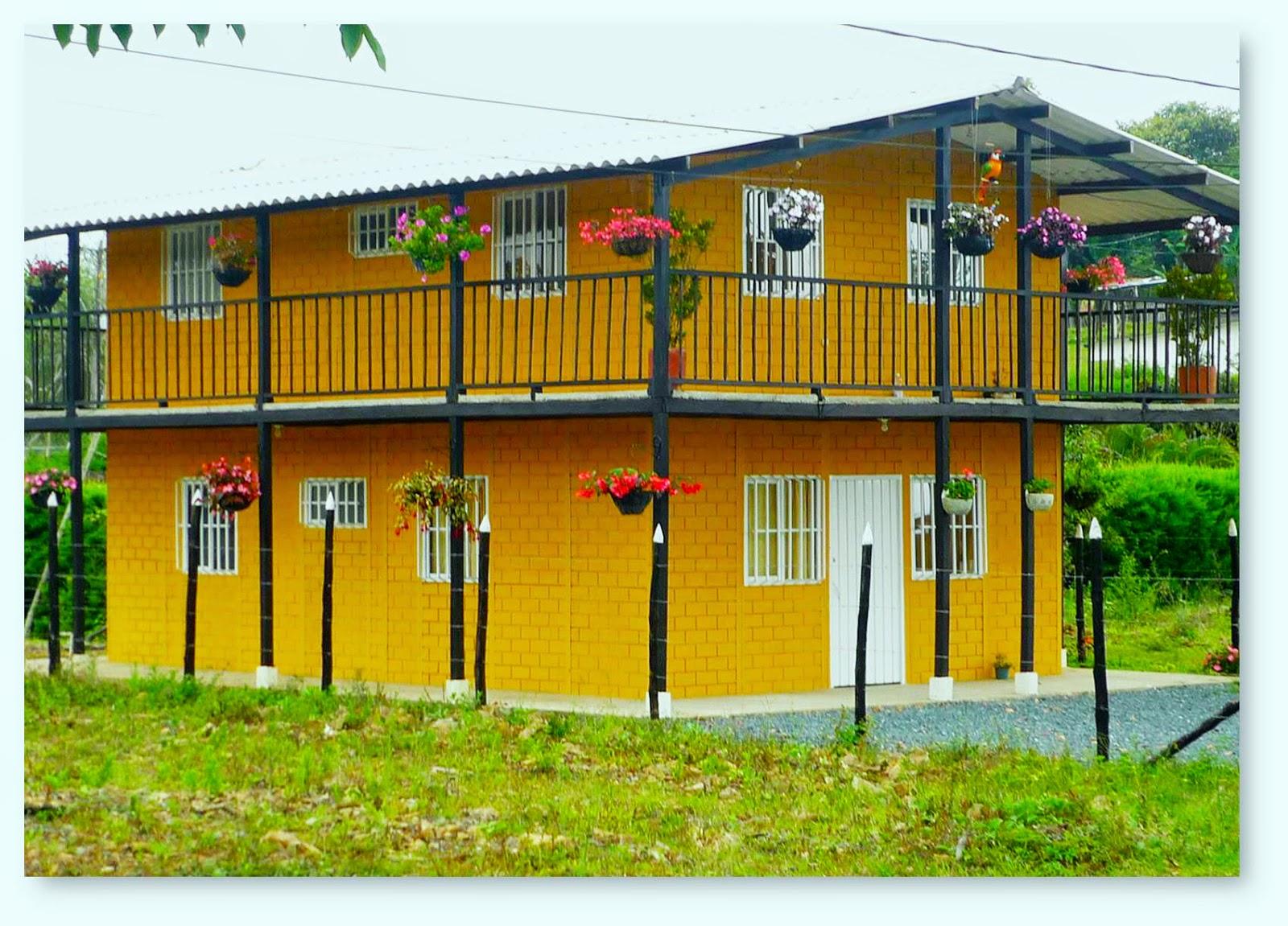 Casas prefabricadas cali colombia - Casas de campo prefabricadas ...
