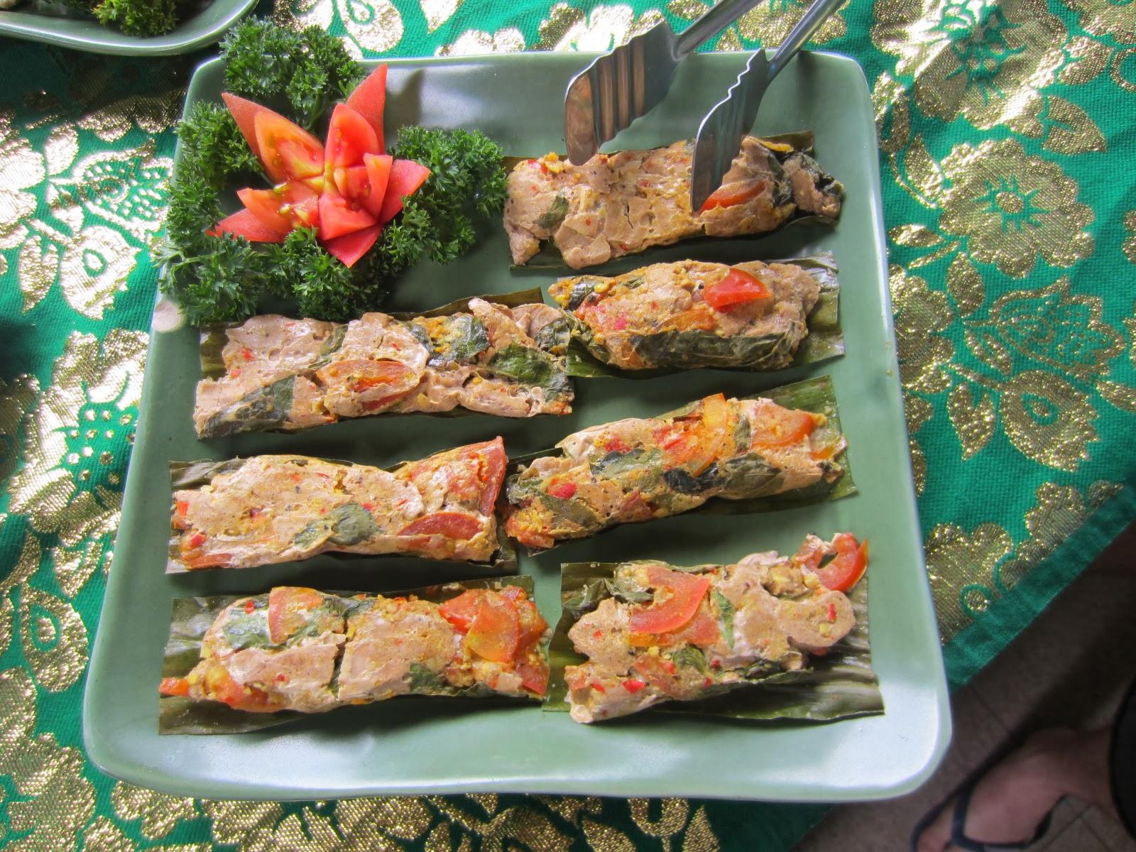 Fourchettes Et Baguettes Cours De Cuisine à Bali - Cuisine balinaise