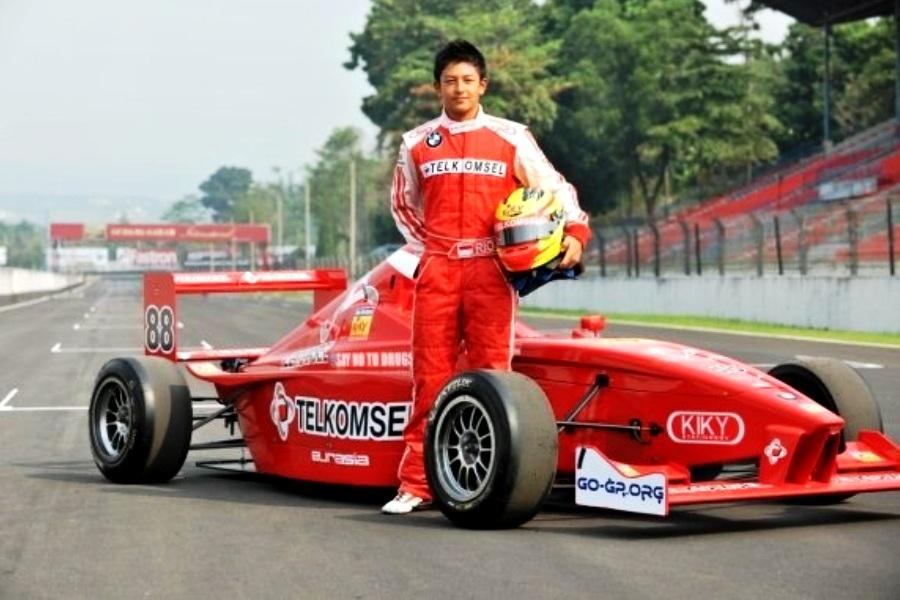 Rio haryanto formula one