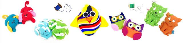 toy patterns, soft toy patterns, plushie patterns, patterns for kids
