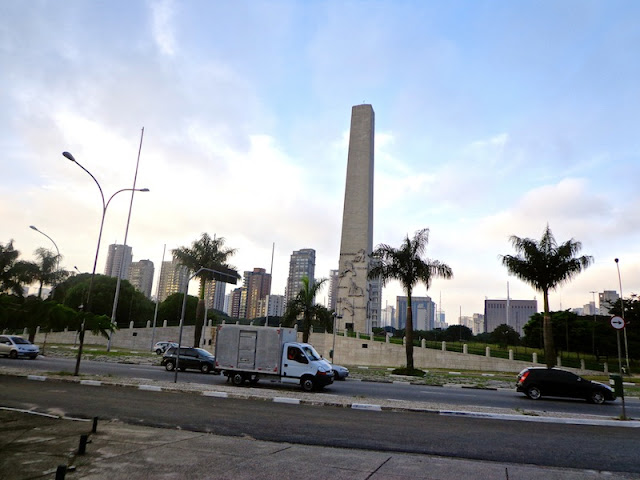 OBELISCO DO IBIRAPUERA