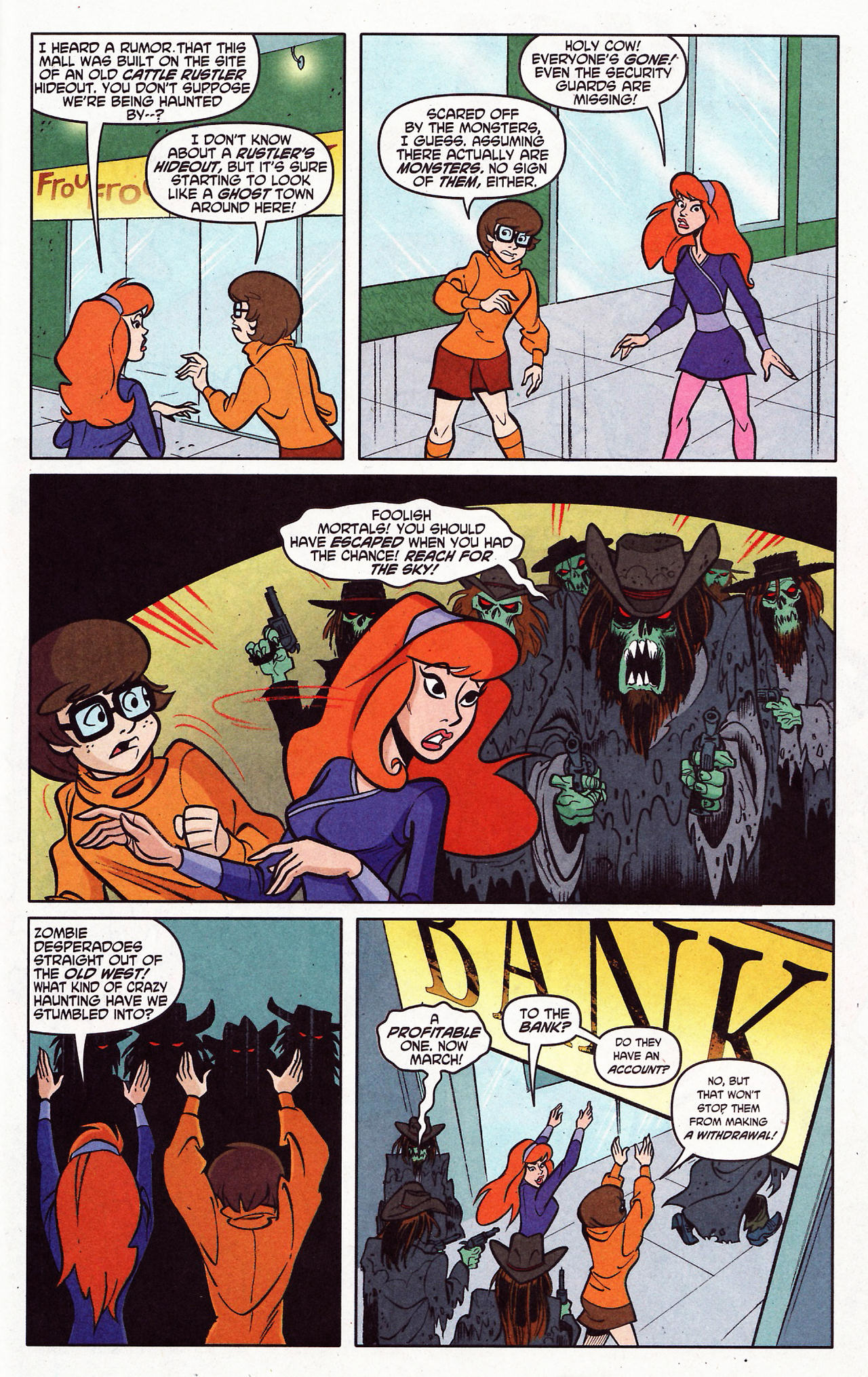 Read online Scooby-Doo (1997) comic -  Issue #121 - 29