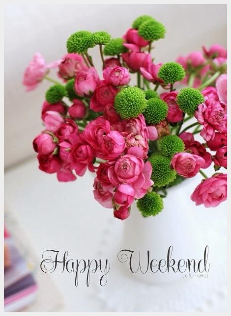 Haftasonu Kartı - Happy Weekend Card