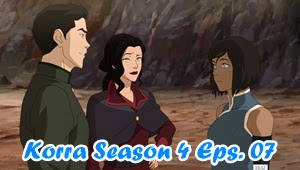 Avatar Legend of Korra Season 4 Episode 07 Subtitle Indonesia