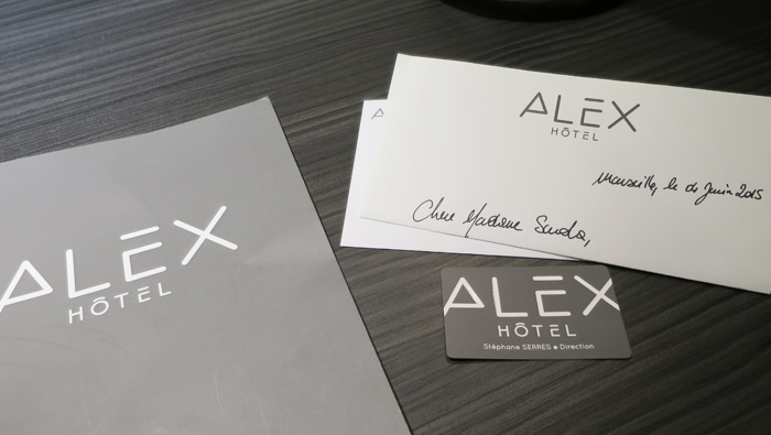 Alex Boutique Hôtel Marseille - blog lifestyle