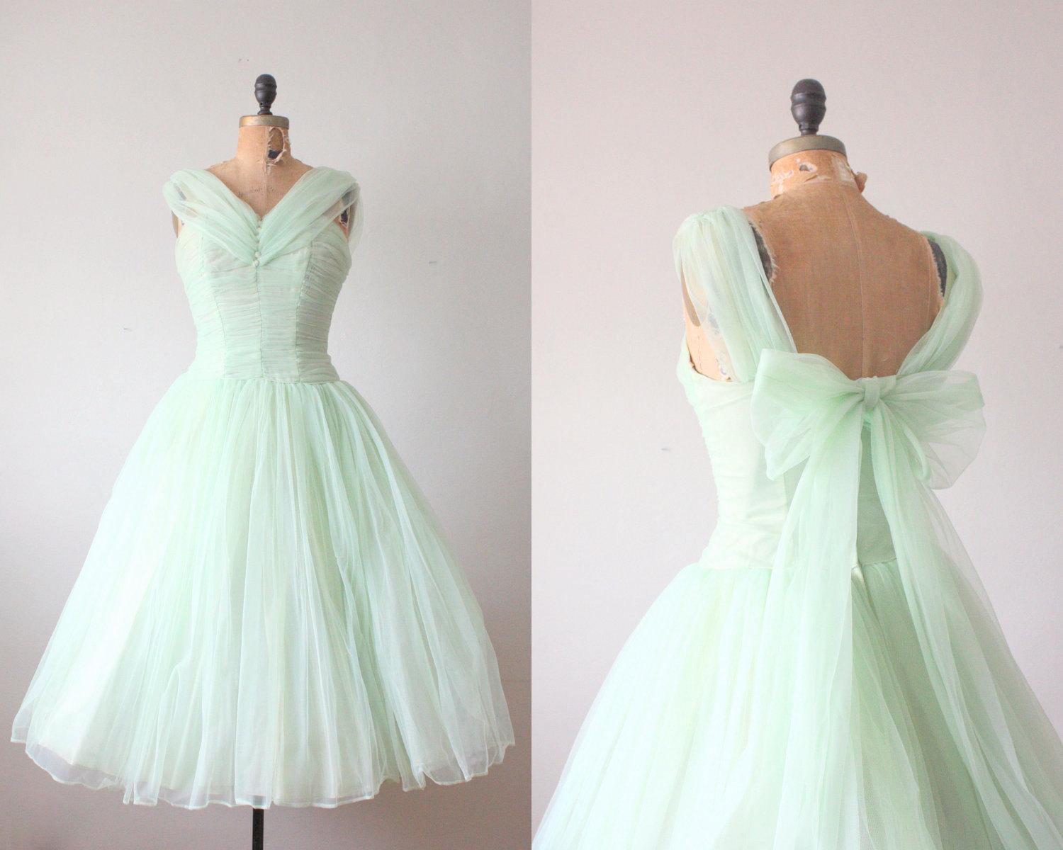 The fine living muse 2013 trending color for spring and for Mint green wedding dress