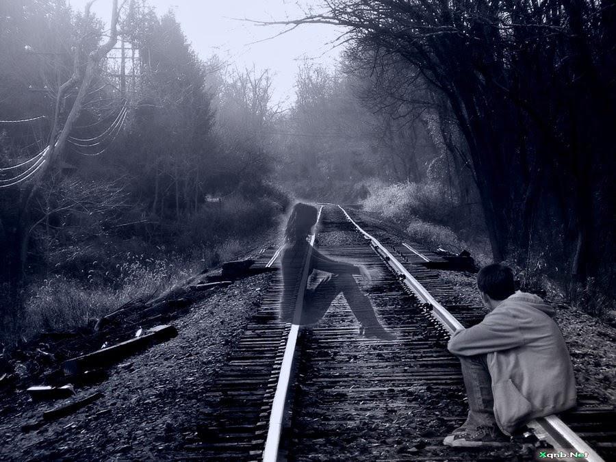 Ảnh tình yêu buồn, ảnh nhớ người yêu