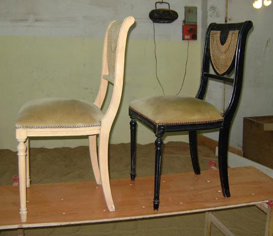 Restauraci n de sillas arenados y restauraciones - Restauracion de sillas ...