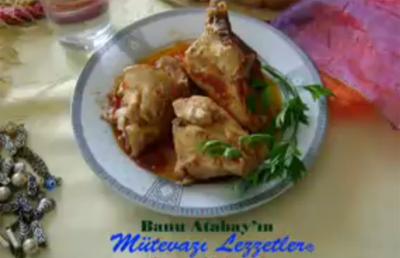 Tavuk Yahnisi - Videolu Tarifi