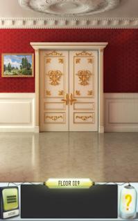 100 Locked Doors 2 soluzione livello 9 level 9