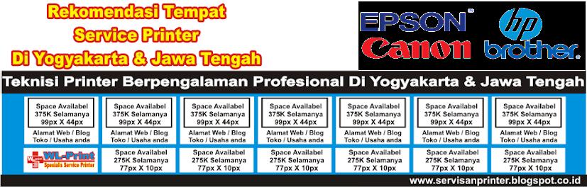 Rekomendasi Tempat Service Printer Di Yogyakarta | Layanan Service Panggilan WA.0819.0402.3626
