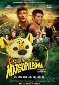 Theo Dấu Marsupilami - Houba! On The Trail Of The Marsupilami ...
