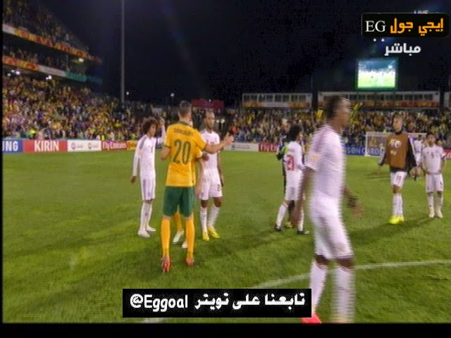 اهداف مباراة الامارات واستراليا  -نصف نهائى كأس امم اسيا  Emirates VS  Australia