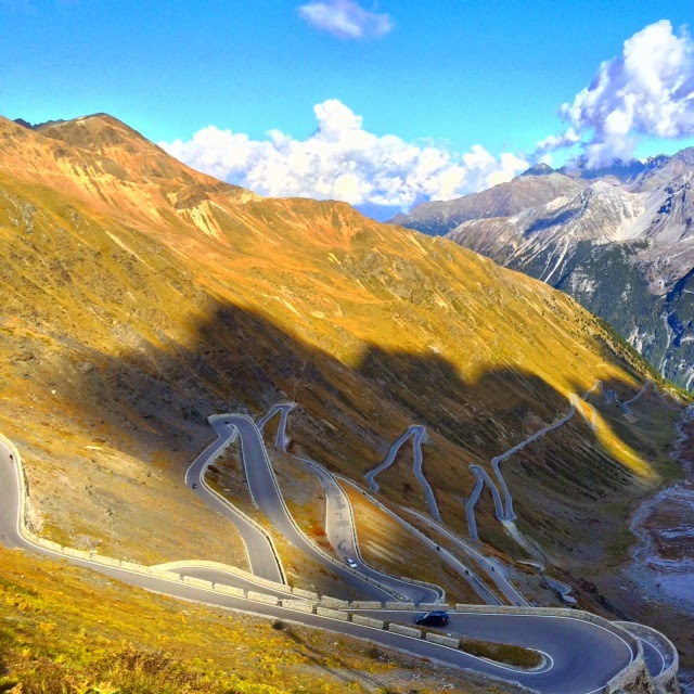 bike rental bormio stelvio pass