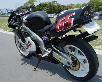 Lolobetan Honda Nsr 250 Nsr 500 Capirossi Replica By Papa