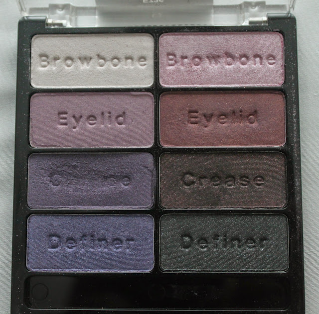 WET N WILD EYE SHADOW PALETTES IN PETAL PUSHER