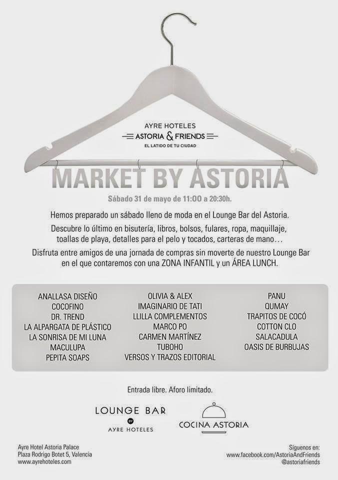 HOTEL ASTORIA - valencia, mayo 2014