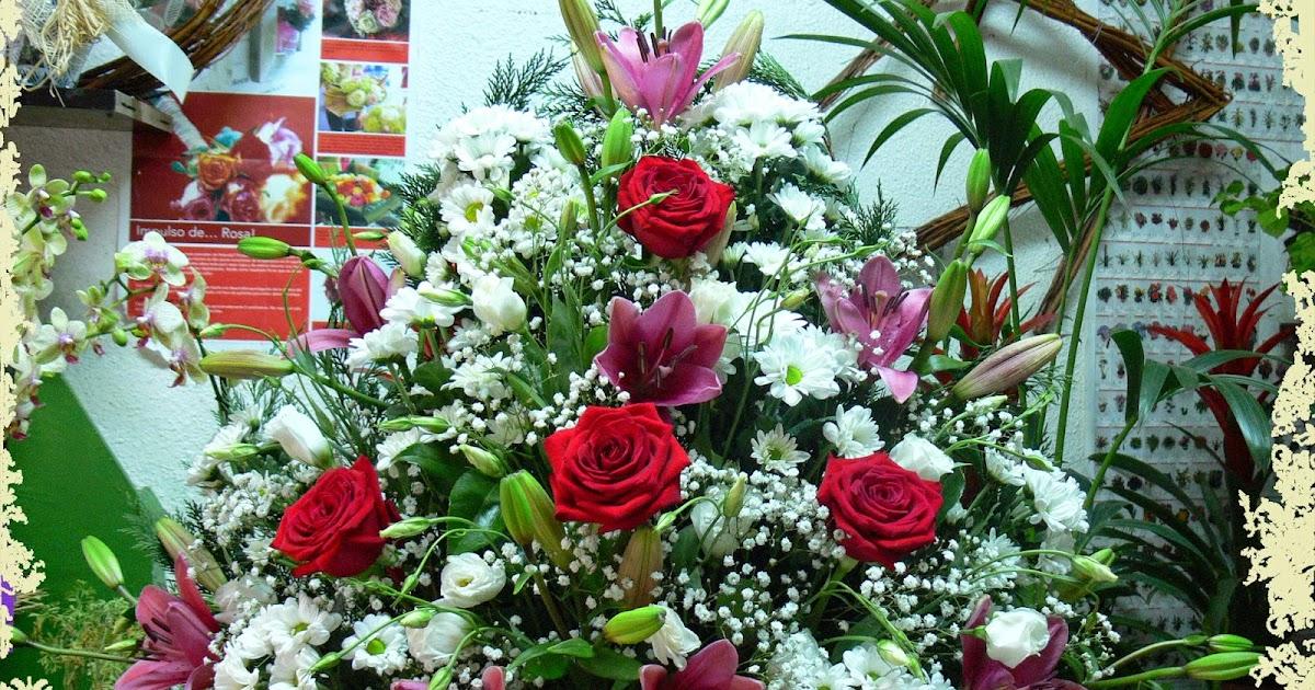 Centro de flores naturales fotos - Centros de plantas naturales ...