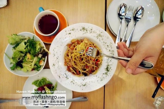 槟城咖啡馆与美食 | Haven Harbour Cafe