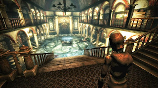 Kraven Manor free horror PC game