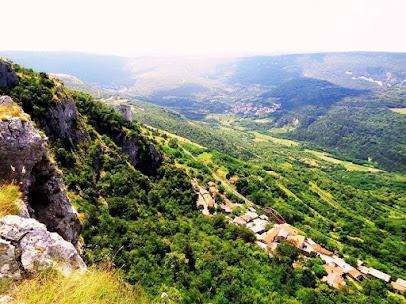 Domenica 9 aprile 2017 - Paesi e colli della valle del fiume Risano - dalla sorgente a Hrastovlje