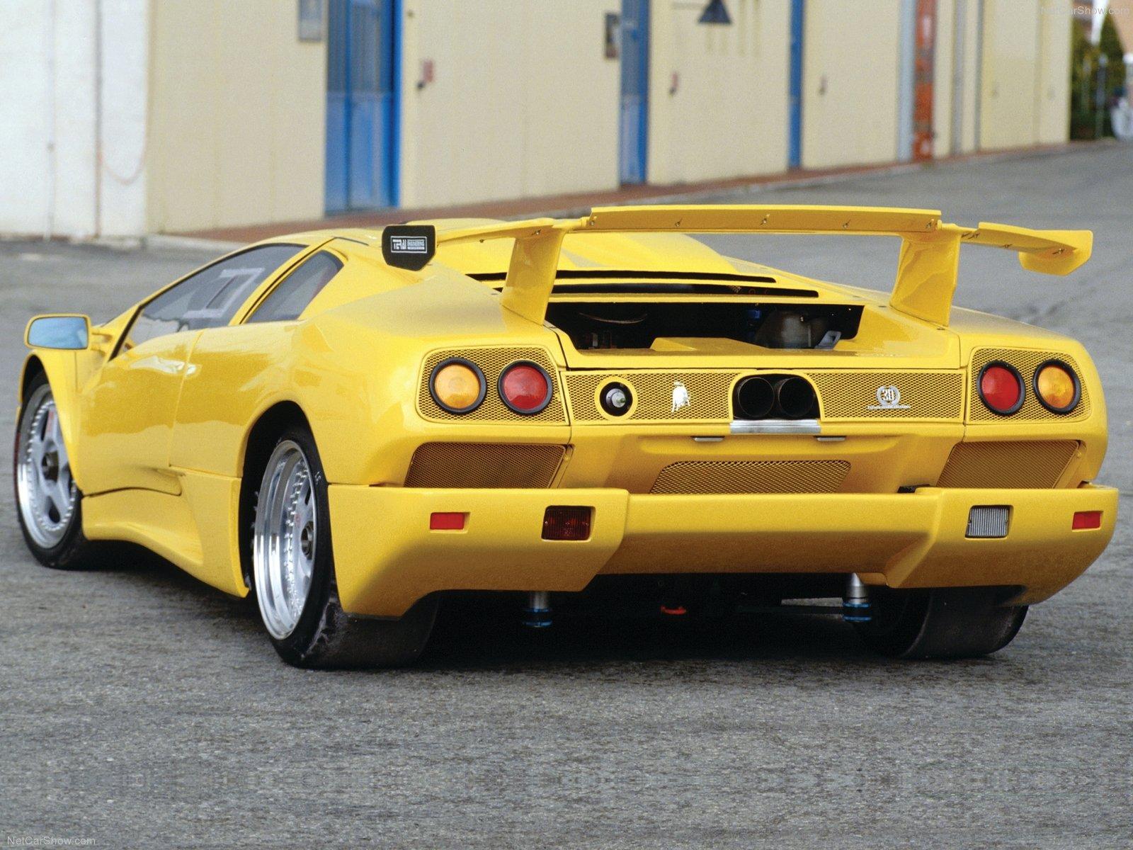 Hình ảnh siêu xe Lamborghini Diablo Iota 1995 & nội ngoại thất