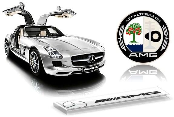 Resumen de la historia de Mercedes-AMG