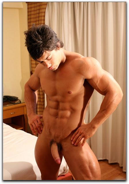 Hairy asian hunks nude