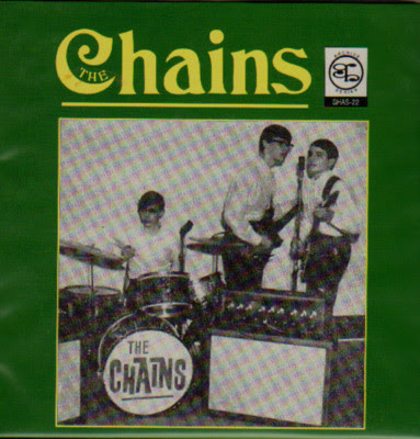 Chains - I Cried / Yesterday, Today Tomorrow 2003 (Get Hip Records)