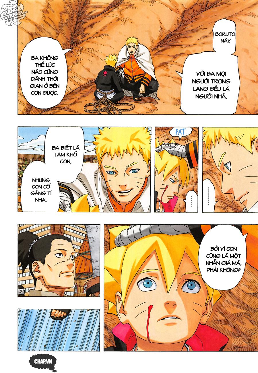 Naruto chap 700 – Chap cuối Trang 16