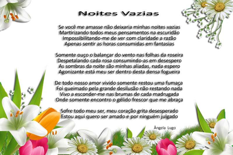 NOITES VAZIAS